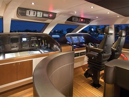 New to Market: 35m Danish yacht Moon Goddess