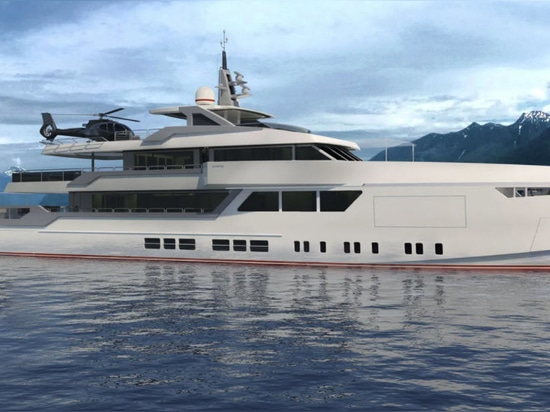 Gian Paolo Nari Reveals 45 Metre Superyacht Concept Lovesong