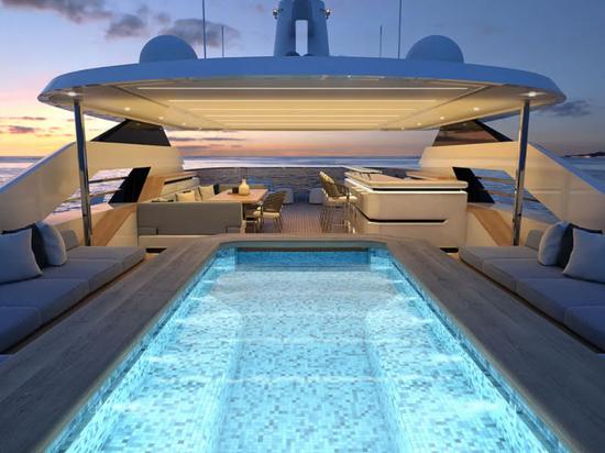 Columbus Classic 50 Superyacht Concept Revealed
