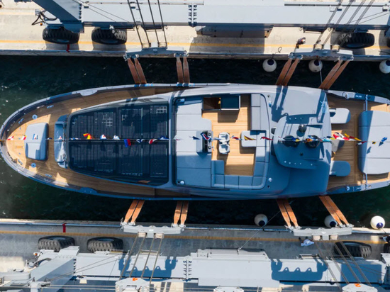 Extra 86 Superyacht Haze Launched