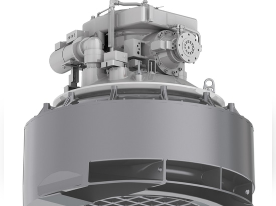 Pump jets diminish ship vibrations for guests' comfort and minimize cavitation.