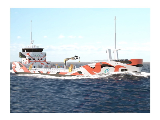 Japan's e5 Lab to develop standard series of electric ships