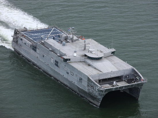 USNS Newport (EPF 12)