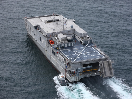 Austal USA delivers EPF 12