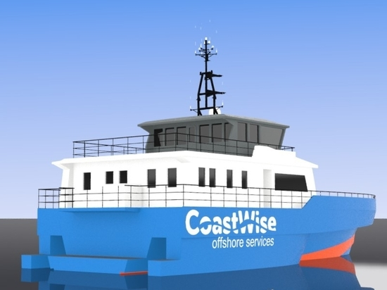 The new designed has been developed by Van Dorresteijn Design of Dordrecht, working in close collaboration with Next Generation Shipyards,