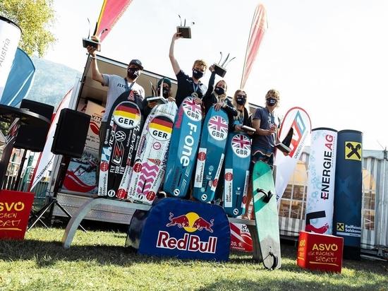 Formula Kite Mixed Team Relay European Championships, final day