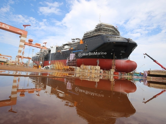 Aker BioMarine launches Antarctic Provider