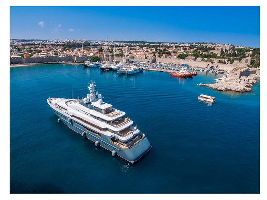 Vikand announces PYURE Dynamic Protection systems for superyachts