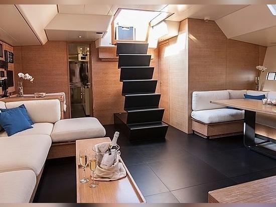29m Wally sailing yacht Inti Cube on the market