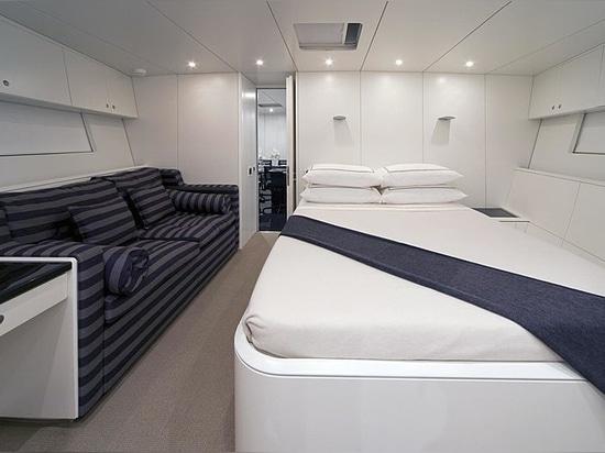 For sale: 30m Wally sailing yacht Dark Shadow