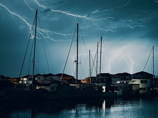 Lightning vs superyacht: How to stay safe in a storm