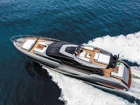 Inside the Riva Folgore 88: Riva's new 27m shark-grey superyacht