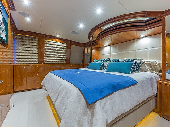 31m Hargrave motor yacht High Rise for sale