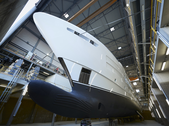 Inside Heesen's newly-launched 55m Project Pollux