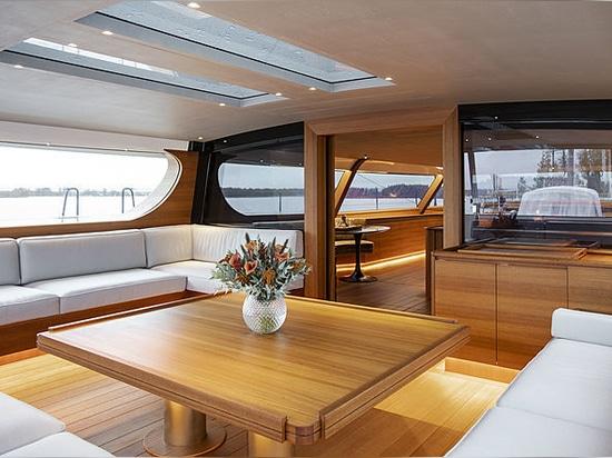 Canova: Inside Baltic's next-generation eco superyacht