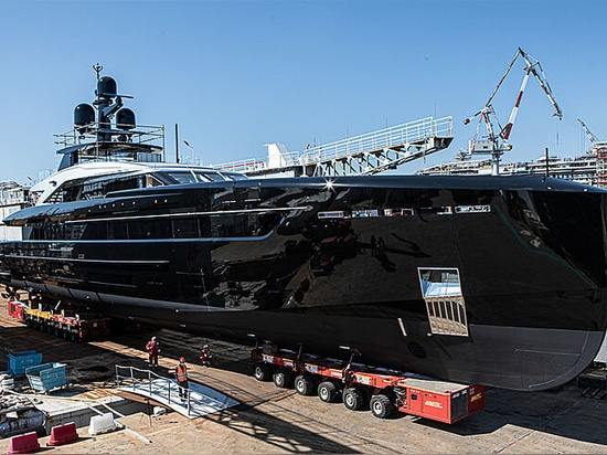 Tankoa launches new semi-custom 50m yacht Olokun