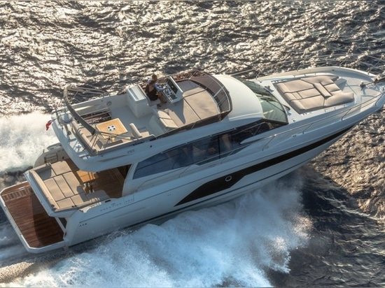 Prestige 590 first look: New flybridge offers an appealing upgrade for UK boaters