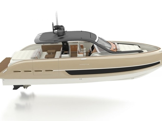 Invictus TT460 first look: Classy cruiser was made for long sunny days at anchor