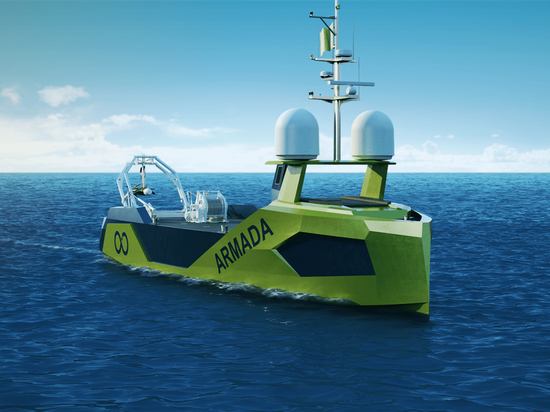 These fully hybrid-electric vessels will be powered by Volvo Penta DC gensets and Danfoss DC grid controls. Volvo Penta rendering