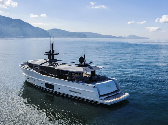 Arcadia Launches Latest A85 Hull