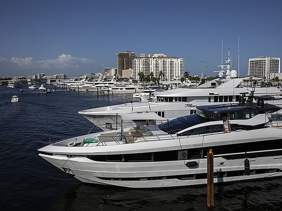 In Pictures: The socially-distanced Fort Lauderdale International Boat Show 2020
