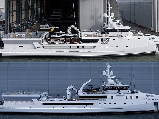 Expedition yacht Game Changer relaunched after 10-month refit