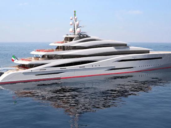 Ocean Independence Reveals 100 Metre Superyacht Project Century X