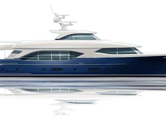 Moonen Reveals 33 Metre Yacht Model Moonen 110