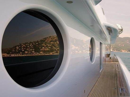 50m Benetti motor yacht Queen Aida for sale