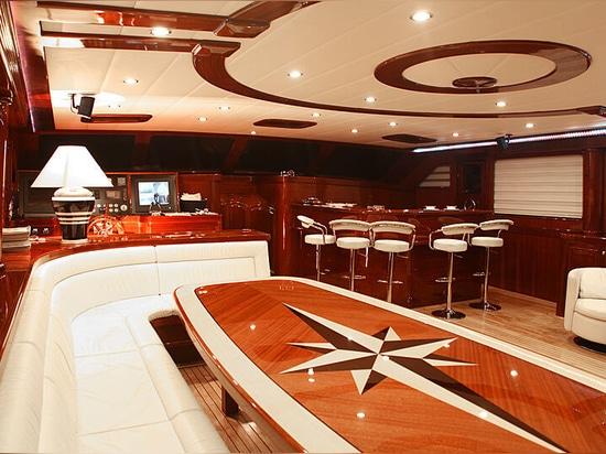 43m Cavusoglu Yat Imalathanesi sailing yacht Gora on the market