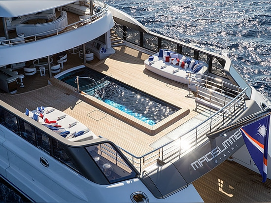 For sale: 95m Lürssen superyacht Madsummer