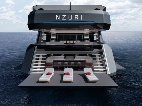Kyron Design reveals 70 metre expedition yacht concept Nzuri