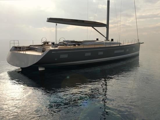 Nautor's Swan reveals Maxi sailing yacht model Swan 88
