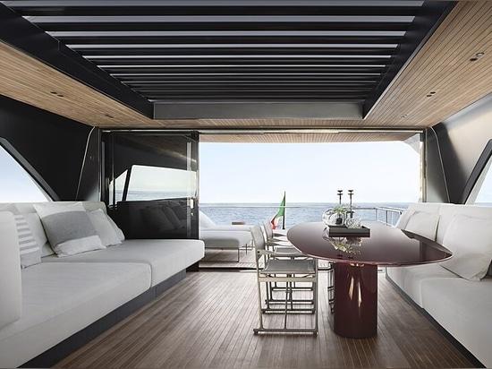 The villa that floats: On board Sanlorenzo's 34m SX112 model