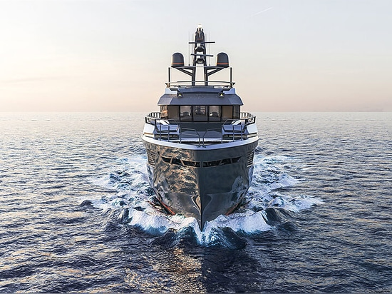 33m yacht ROCK XL added to ROCK series by Vripack