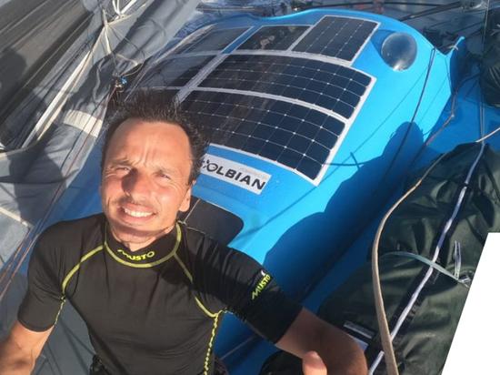 Didac Costa completes second Vendée Globe