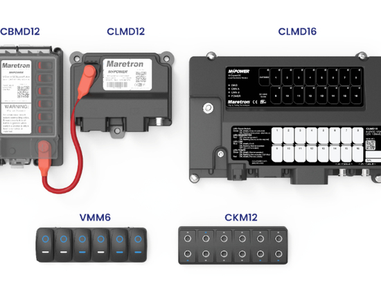 Carling Technologies introduces new digital switching platform