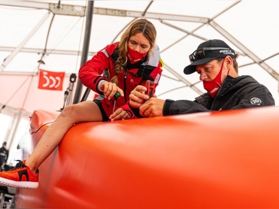 CAMPER PRESENTS EXCLUSIVE COLLECTION OF TECHNICAL AND CASUAL FOOTWEAR FOR SAILGP AND THE SPAIN SAILGP TEAM