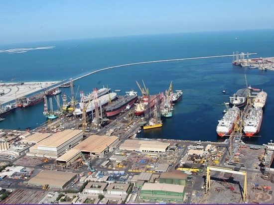 Drydocks World handles 37 projects simultaneously