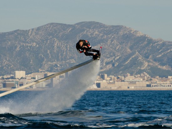 HOVERBOARD FROM ZAPATA RACING