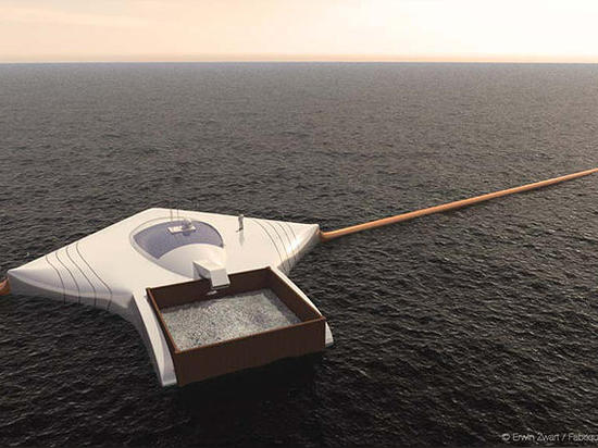 BOYAN SLAT'S MARINE LITTER EXTRACTION PROJECT