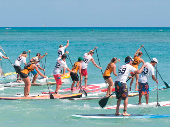 Cannes Yachting Festival to host all-night paddleboard race