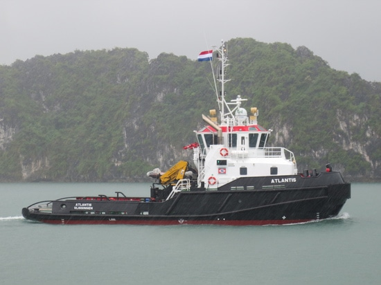 Two conventional tugs join Seacontractors' fleet