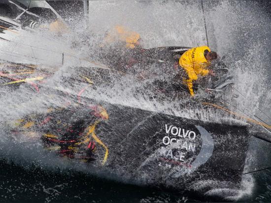 MID-WEEK MOTIVATION: VOLVO OCEAN RACE