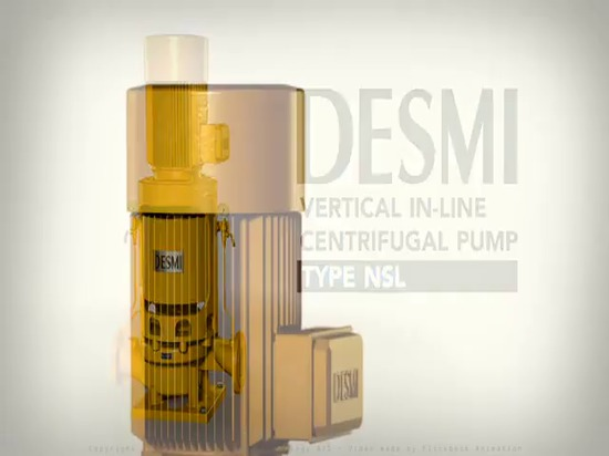 Scrubber Pumps - Why DESMI is the preferred choice