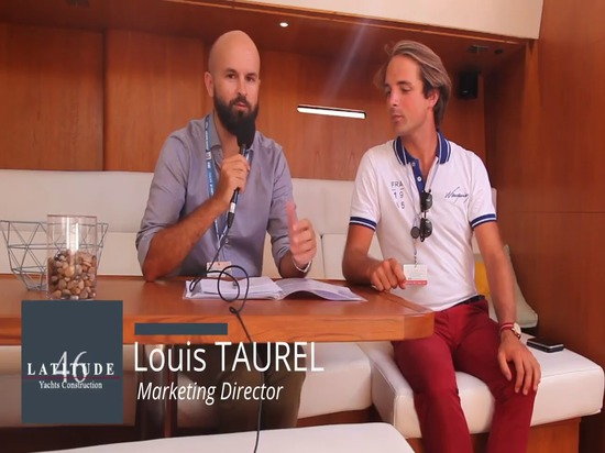 Nautic Expo discovers the Tofinou range at Cannes Yachting Festival 2019