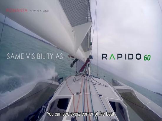 Video: Rapido 50, The Helm, Ep. #04