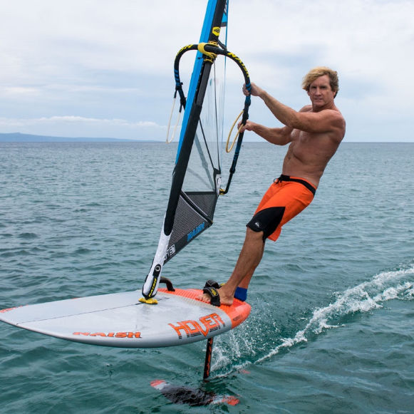 ¦ィンドサーフィン用水中翼船 Thrust Complete Standard Naish Windsurfing