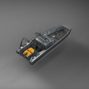 作業船業務用ボート / 実用ボート / 潜水サポート船 / サービス船