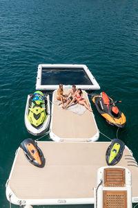 ボート用プラットフォーム
